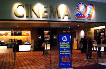 Bioskop BLOK M PLAZA XXI JAKARTA