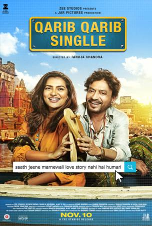 Download Film Qarib Qarib Singlle (2017) HDRip Subtitle Indonesia