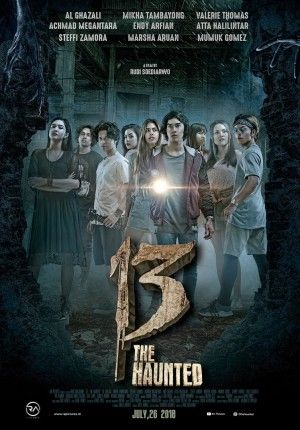 Nonton 13 THE HAUNTED 2018 INDOXXI