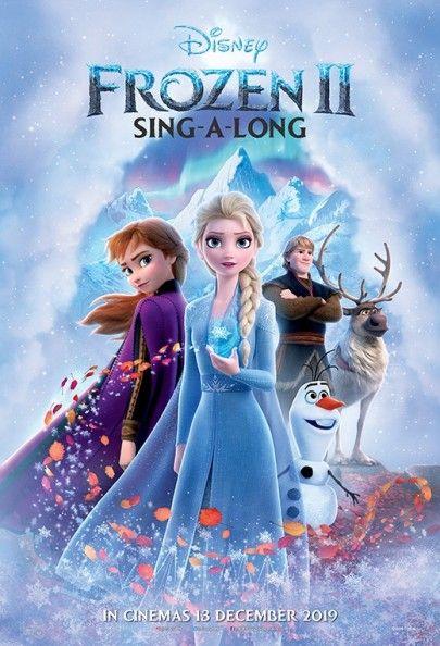 film frozen 2 singalong 2019