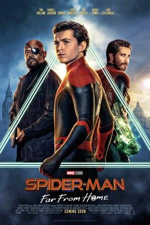Jadwal Film Spider Man Far From Home Hari Ini Di Seluruh Bioskop