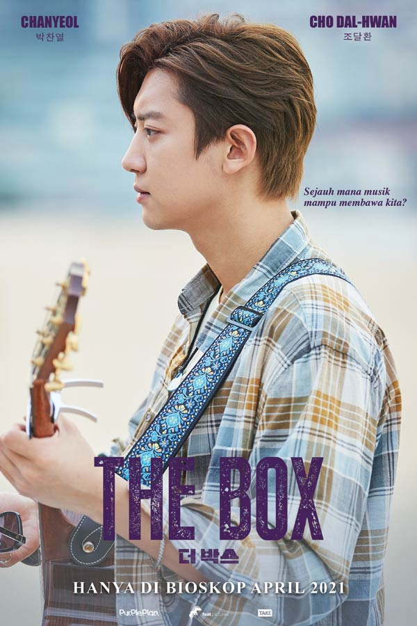 Jadwal tayang film THE BOX 2021