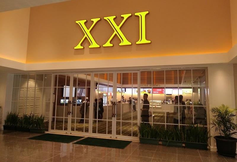 Bioskop CITRA XPERIENCE XXI