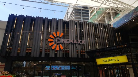 Bioskop Cinepolis Distrik 1 Meikarta