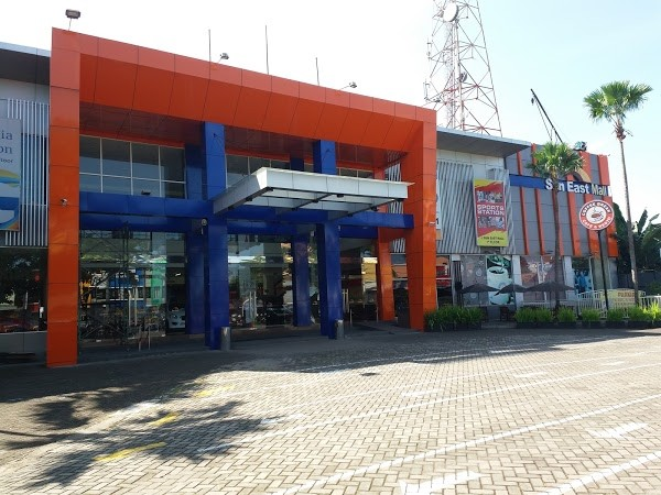Bioskop NSC Genteng Sun East Mall