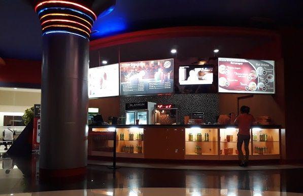 Jadwal film dan harga tiket bioskop PLATINUM CINEPLEX