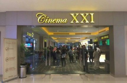 Bioskop PLAZA ANDALAS XXI